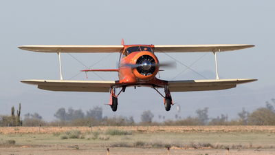 NC44562 - Beechcraft D17S Staggerwing - Private