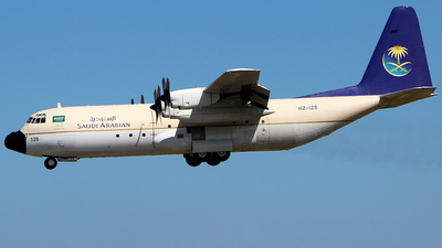 HZ-128 - Lockheed L-100-30 Hercules - Saudi Arabia - Royal Flight