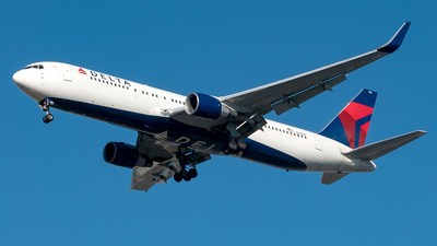 A picture of N191DN - Boeing 767332(ER) - Delta Air Lines - © Yan777