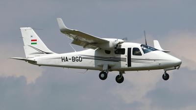 HA-BGD - Tecnam P2006T - Private