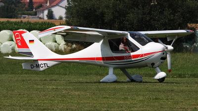 A picture of DMCTL - Flight Design CTSW - [070424] - © Andreas van den Berg