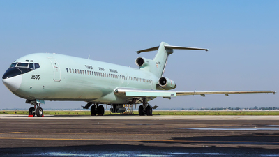 3505 - Boeing 727-264(Adv) - Mexico - Air Force