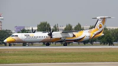 HS-DQE - Bombardier Dash 8-Q402 - Nok Air