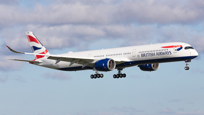 F-WZHD - Airbus A350-1041 - British Airways