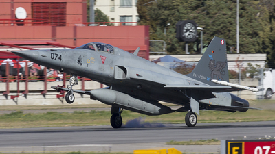 J-3074 - Northrop F-5E Tiger II - Switzerland - Air Force