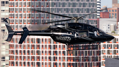 N429TD - Bell 427 - New York Helicopters