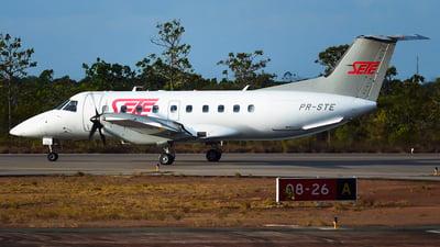 PR-STE - Embraer EMB-120ER Brasília - Sete Linhas Aéreas