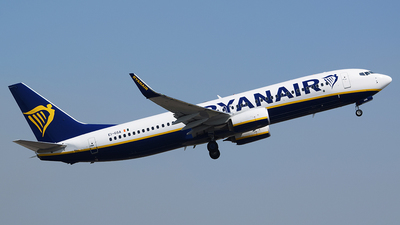 EI-GSA - Boeing 737-8AS - Ryanair