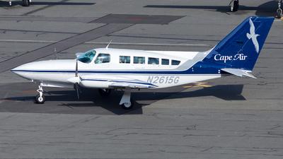 A picture of N2615G - Cessna 402C - Cape Air - © HA-KLS