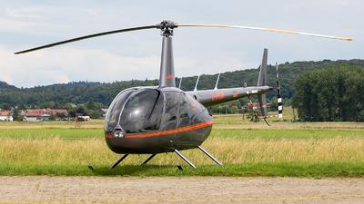 A picture of DHRUM - Robinson R44 Raven II - [14287] - © Maik Voigt