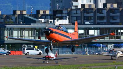 A picture of HBHPR - Pilatus PC7 - [314] - © Jeremy Denton