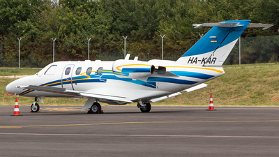 HA-KAR - Cessna 525 Citationjet CJ1 - Private