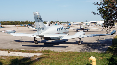 N55VP - Cessna 421B Golden Eagle - Private