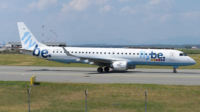 G-FBEH - Embraer 190-200LR - Flybe