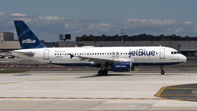 N535JB - Airbus A320-232 - jetBlue Airways