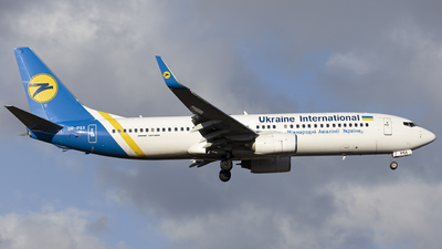 A picture of URPSX - Boeing 7378EH - Ukraine Int. Airlines - © ukbb.planespotter