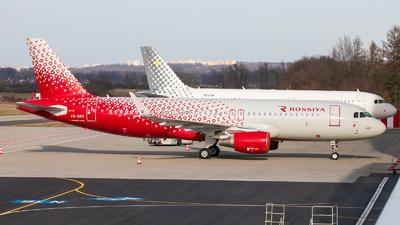 VQ-BRV - Airbus A320-214 - Rossiya Airlines