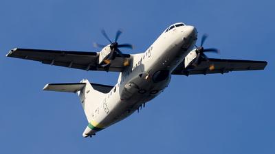 A picture of MM62166 - ATR 42MP400 Surveyor - [0502] - © Mj_Aviation