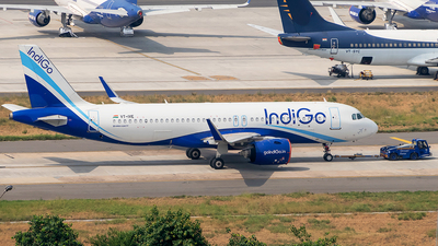 VT-IVE - Airbus A320-271N - IndiGo Airlines