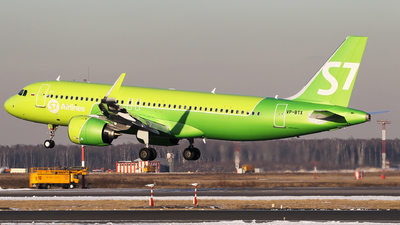 A picture of VPBTX - Airbus A320271N - S7 Airlines - © ShipSash