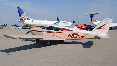 A picture of N8315P - Piper PA24250 Comanche - [243565] - © DJ Reed - OPShots Photo Team