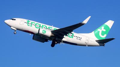 PH-XRV - Boeing 737-7K2 - Transavia Airlines