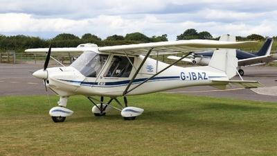 G-IBAZ - Ikarus C-42 - Private