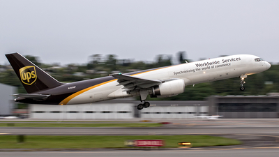 N450UP - Boeing 757-24A(PF) - United Parcel Service (UPS)