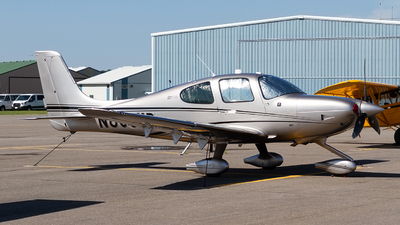 N800MP - Cirrus SR22T-GTS - Private