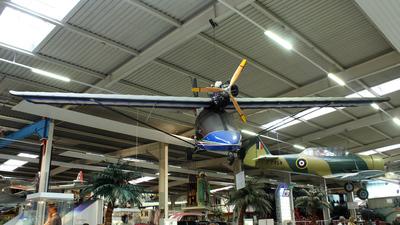 D-MYBL - Euroala Jet Fox 91 - Private
