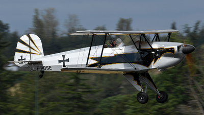 F-PBSE - Bücker 131 Jungmann - Private