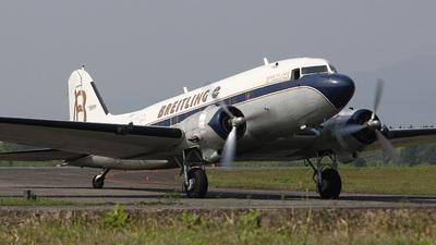 HB-IRJ - Douglas DC-3A - Super Constellation Flyers Association