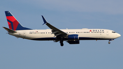 A picture of N835DN - Boeing 737932(ER) - Delta Air Lines - © wangruoyao