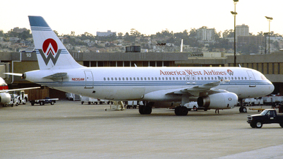 N635AW - Airbus A320-231 - America West Airlines
