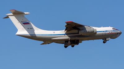 RF-78653 - Ilyushin Il-76MD-90A - Russia - Air Force