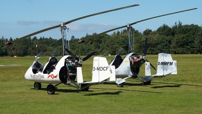 D-MDCF - AutoGyro Europe MTOsport  - Private
