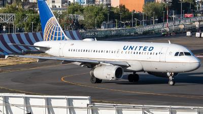 A picture of N816UA - Airbus A319131 - United Airlines - © Juan Carlos Alvarez (MAS Aviation Press)