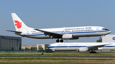 B-2670 - Boeing 737-89L - Air China Inner Mongolia