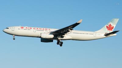 C-GHKX - Airbus A330-343 - Air Canada