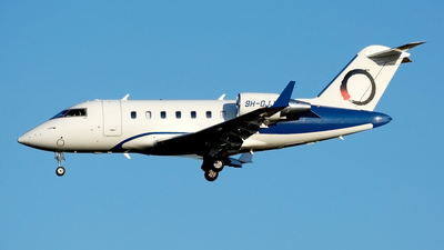 9H-OJJ - Bombardier CL-600-2B16 Challenger 650 - Elitavia Malta