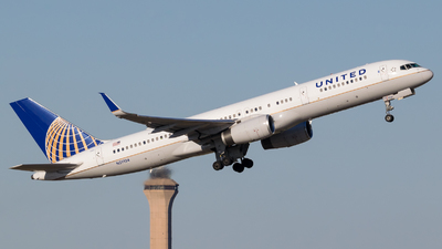 A picture of N29124 - Boeing 757224 - United Airlines - © Positive Rate Photography