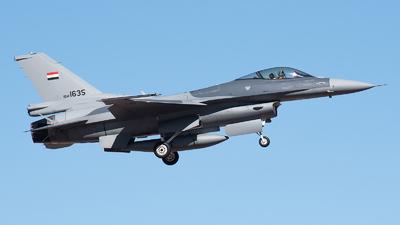1635 - Lockheed Martin F-16C Fighting Falcon - Iraq - Air Force