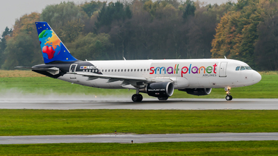 LY-ONL - Airbus A320-214 - Small Planet Airlines