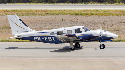 PR-FBT - Piper PA-34-220T Seneca V - Private
