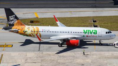XA-VAX - Airbus A320-232 - VivaAerobus