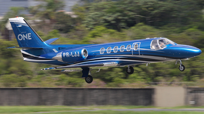 PR-LJJ - Cessna 550 Citation II - Private