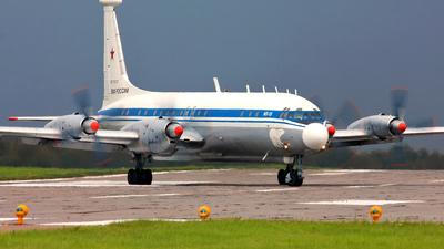 RF-75317 - Ilyushin IL-22M Bizon - Russia - Navy
