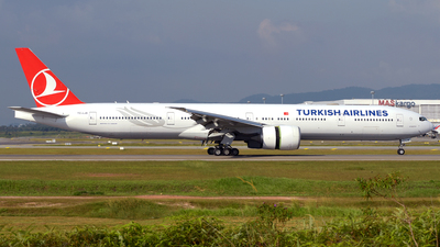 A picture of TCLJB - Boeing 7773F2(ER) - Turkish Airlines - © Ahmad Sallehuddin A.Sahak