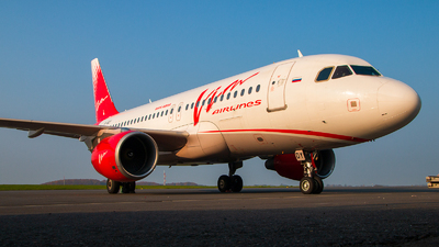 VP-BDY - Airbus A319-112 - Vim Airlines