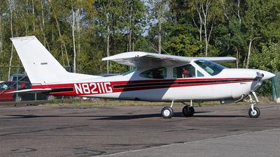 A picture of N8211G - Cessna 177RG Cardinal RG - [177RG0111] - © BaszB